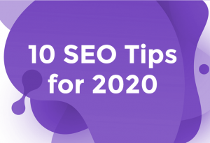 image for SEO tips in 2020